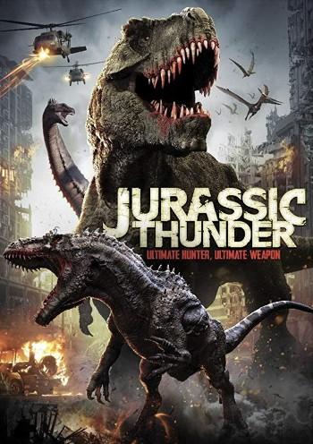 Jurassic Thunder (2020) 720p English