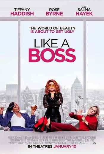 Like a Boss (2020) movie