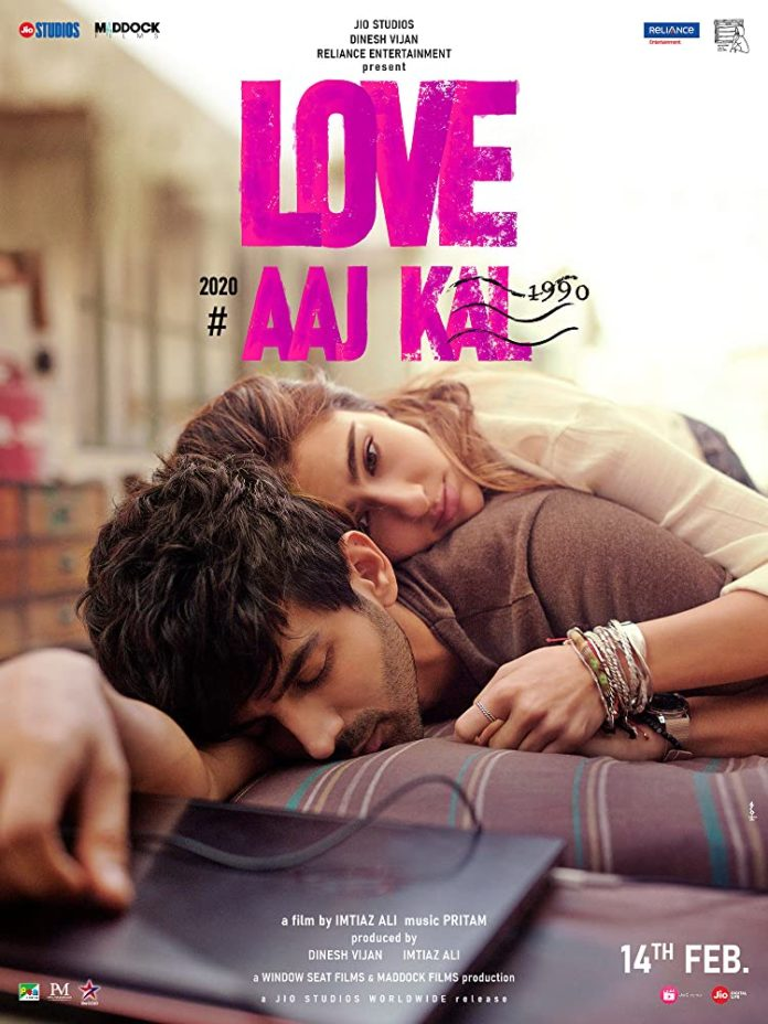 Love Aaj Kal (2020) 720p Hindi