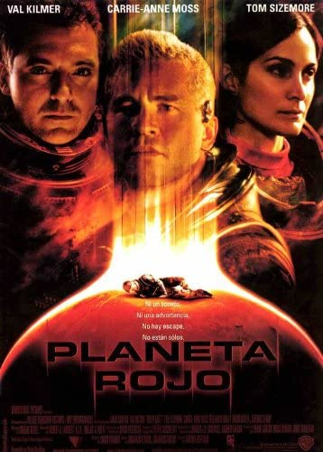 Red Planet (2000) 480p movie