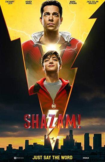 Shazam (2019) 720p Dual Audio