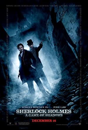 Sherlock Holmes A Game of Shadows (2011) 480p