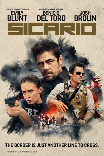 Sicario (2015) movie download