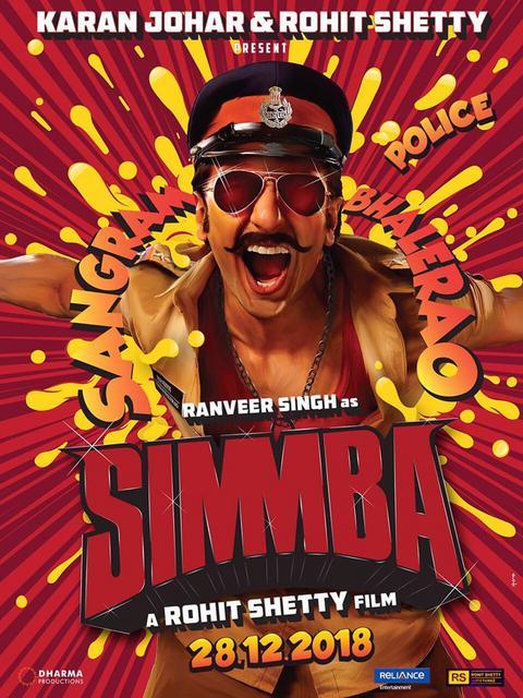 Simmba 2018 movie