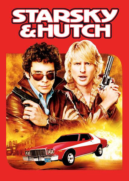 Starsky and Hutch 2004 movie