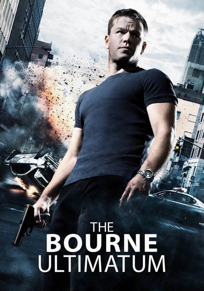The Bourne Ultimatum movie