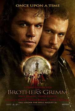 The Brothers Grimm (2005) 720p English