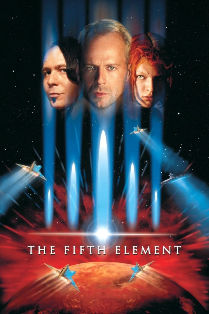 The Fifth Element (1997) 720p