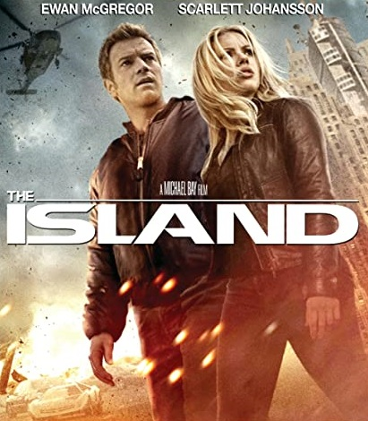The Island (2005) Dual Audio