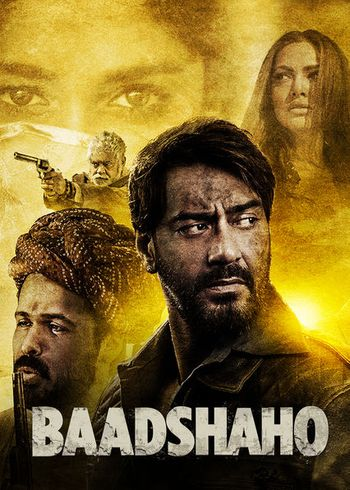 Baadshaho (2017) 480p Hindi 300mb