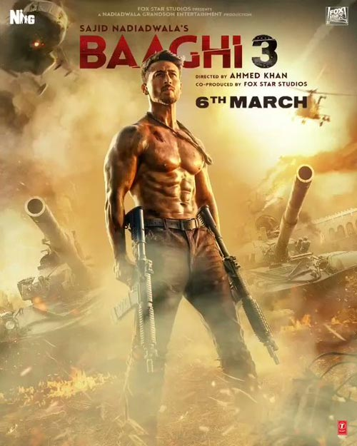 Baaghi 3 (2020) movie