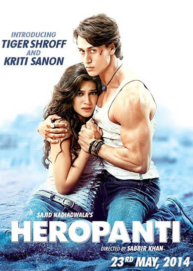 Heropanti (2014) 720p Hindi