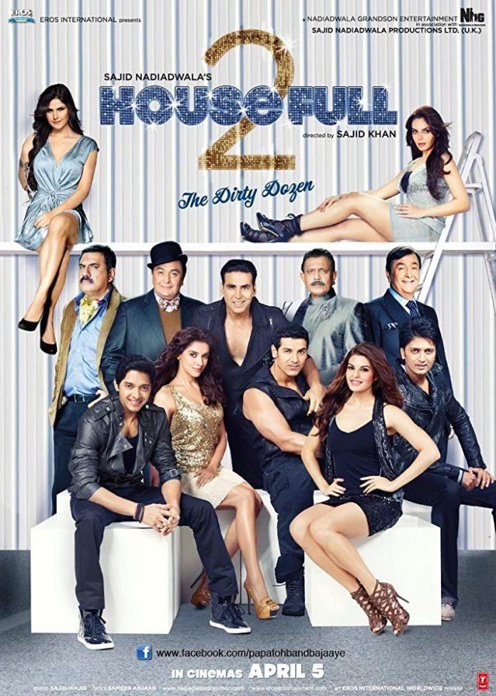 Housefull 2 (2012) 720p Hindi