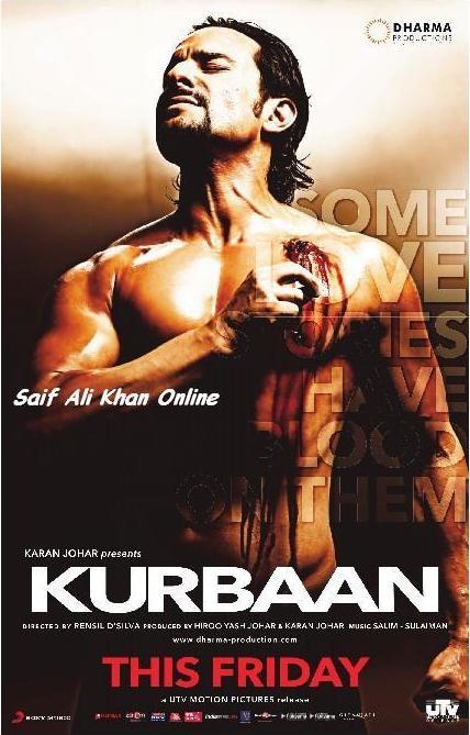 Kurbaan (2009) movie