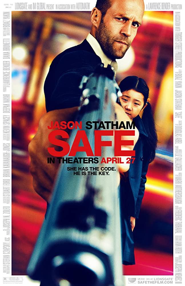 Safe (2012) 1080p