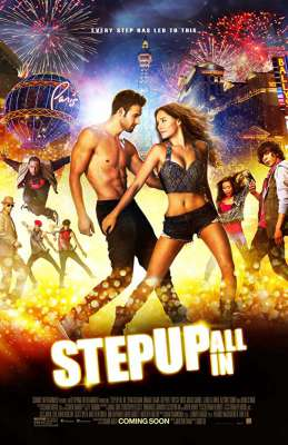Step Up All In (2014) 720p Dual Audio