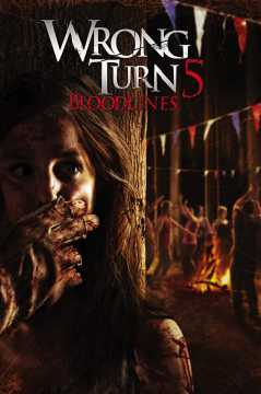 Wrong Turn 5 Bloodlines (2012) 720p English