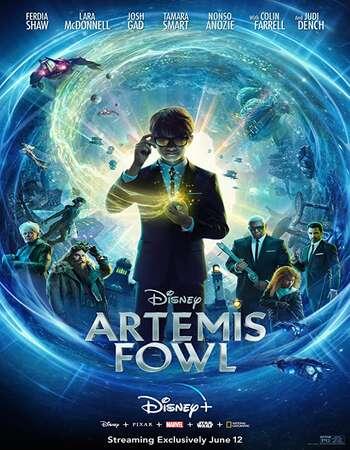 Artemis Fowl (2020) 480p English 300mb