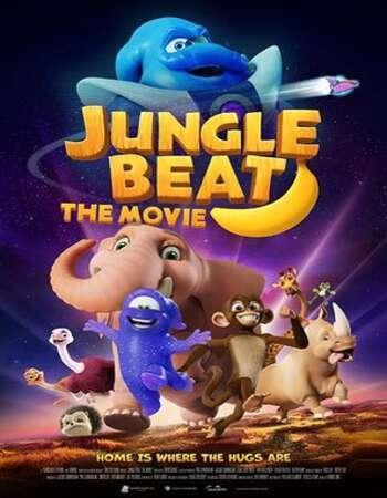 Jungle Beat The Movie (2020) 720p English
