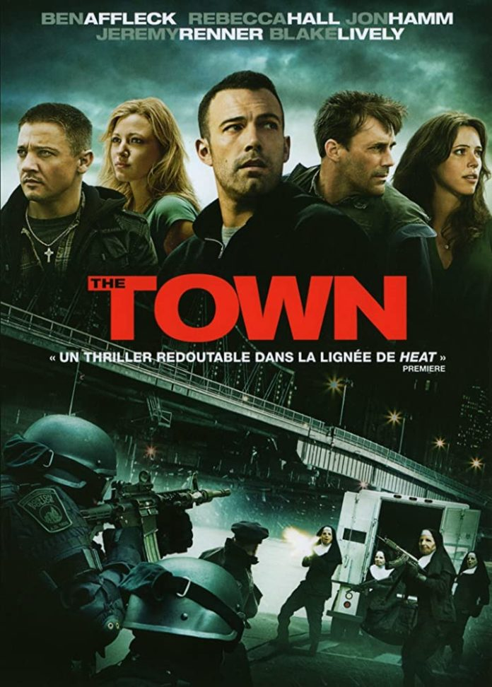 The Town (2010) 720p Dual Audio