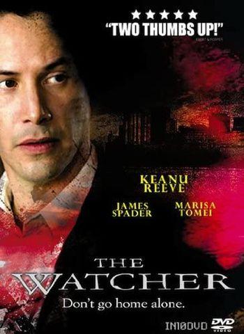 The Watcher (2000) 480p Dual Audio 300mb