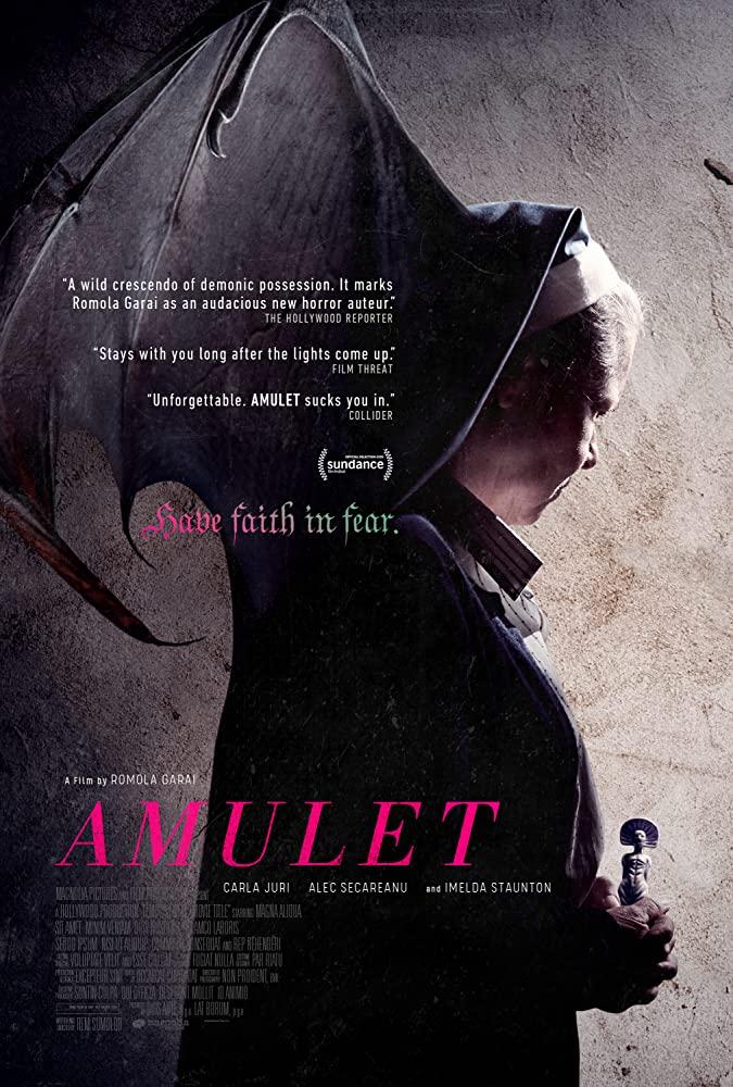 Amulet (2020) 720p English
