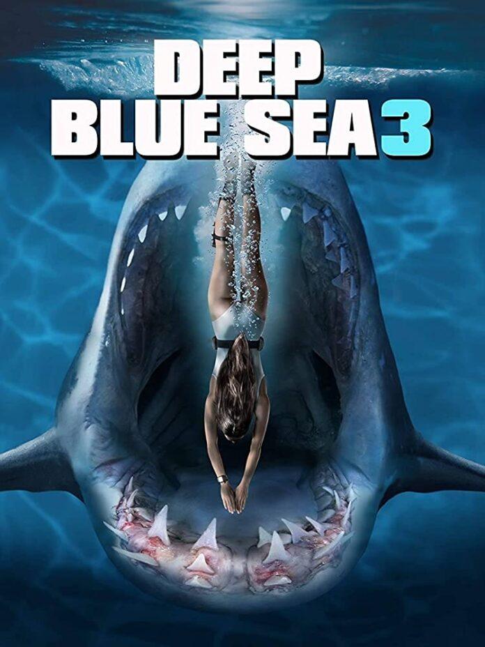 Deep Blue Sea 3 (2020) 720p English