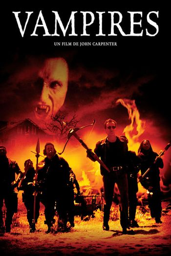 Vampires (1998) 480p Dual Audio 300mb