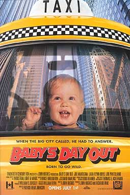 Babys Day Out (1994) 720p Dual Audio