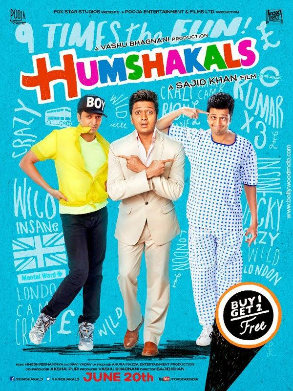 Humshakals (2014) movie