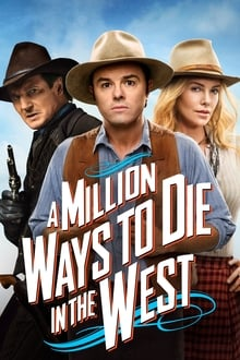 A Million Ways to Die in the West (2014) 720p Dual Audio