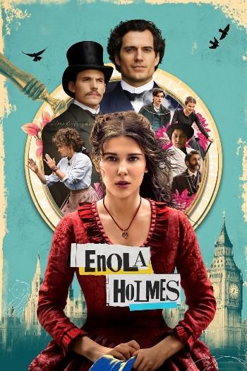 Enola Holmes (2020) 720p Dual Audio