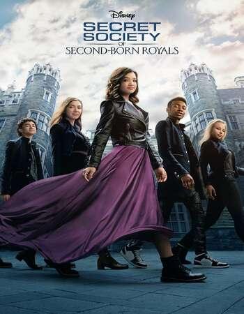 Secret Society of Second Born Royals (2020) 720p English