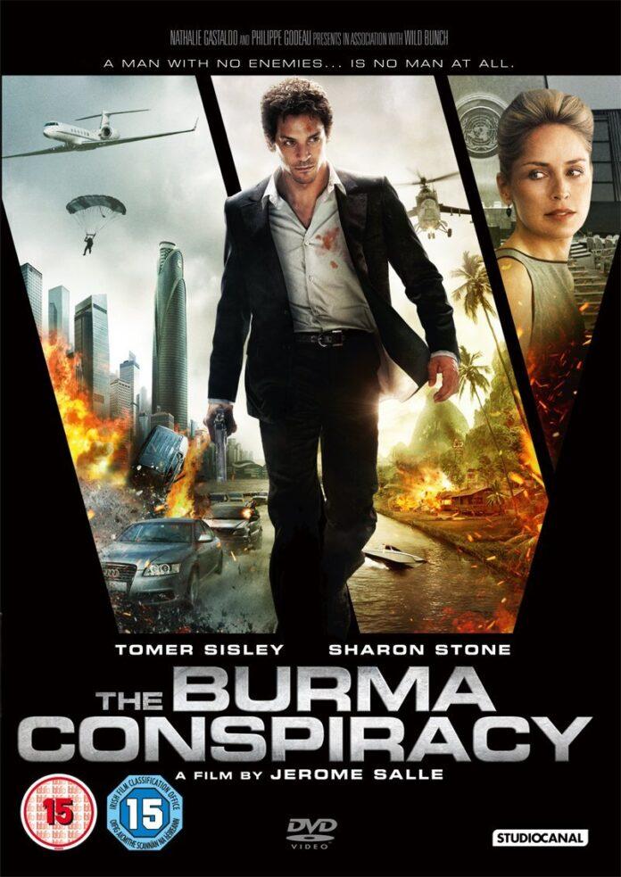 The Burma Conspiracy (2011) 720p Dual Audio