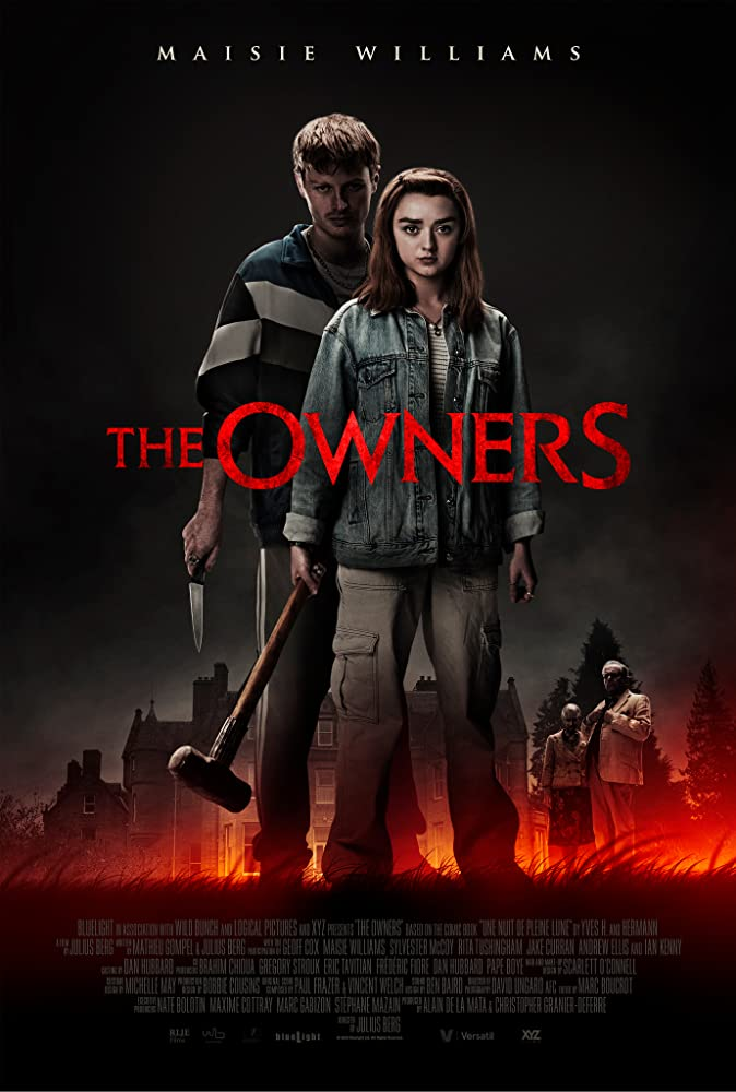 The Owners (2020) 720p English