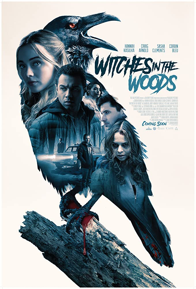 Witches in the Woods (2019) 720p Dual Audio