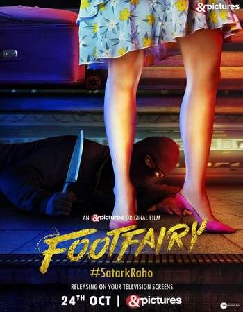 Footfairy (2020) 720p Hindi
