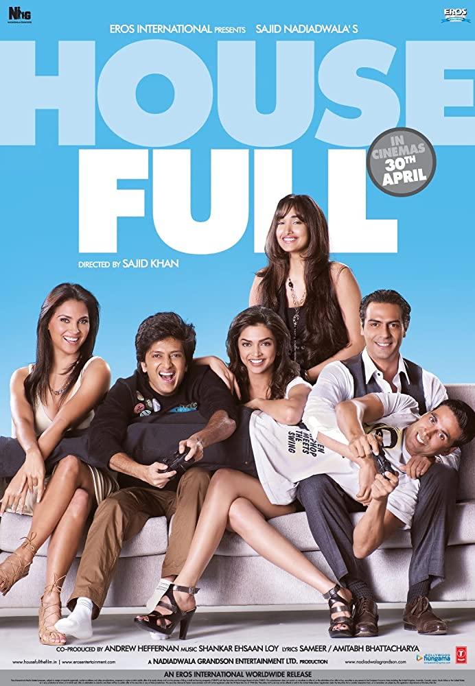 Housefull (2010) 720p Hindi