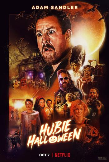 Hubie Halloween (2020) 720p English