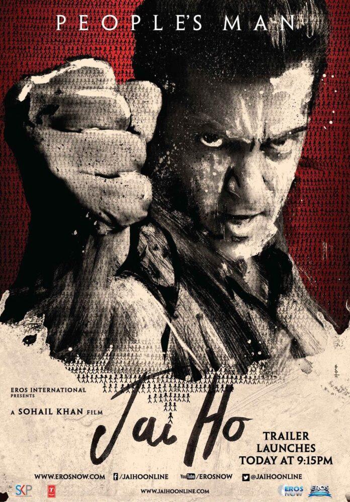 Jai Ho (2014) 480p Hindi Bluray