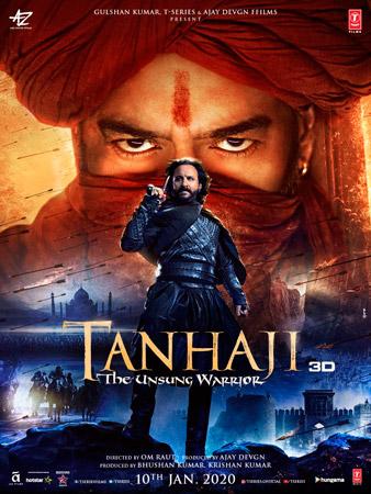 Tanhaji (2020) 720p Hindi