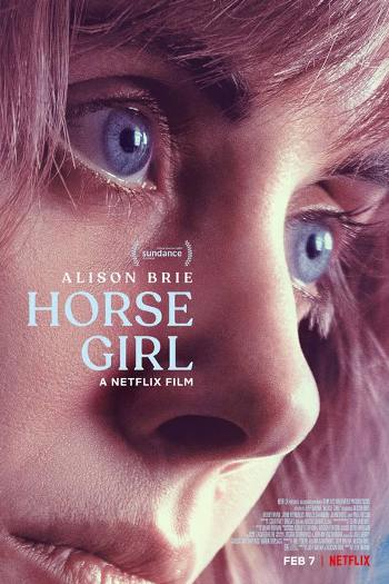 Horse Girl (2020) 720p English