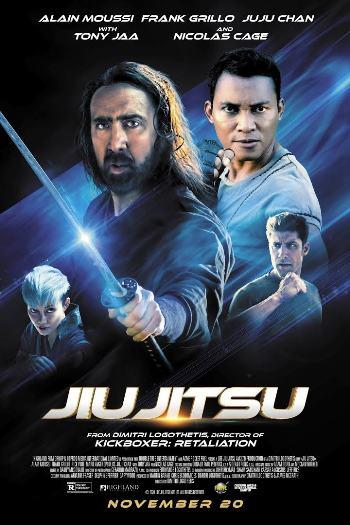Jiu Jitsu (2020) 720p English