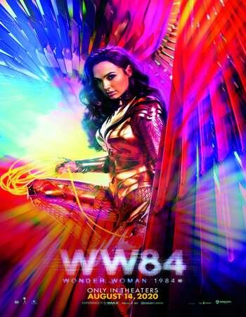 Wonder Woman 1984 (2020) 720p Dual Audio
