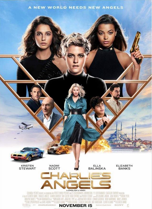 Charlies Angels (2019) 1080p Dual Audio