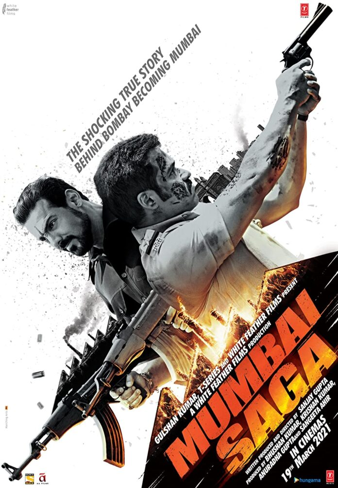 Mumbai Saga (2021) 720p Hindi