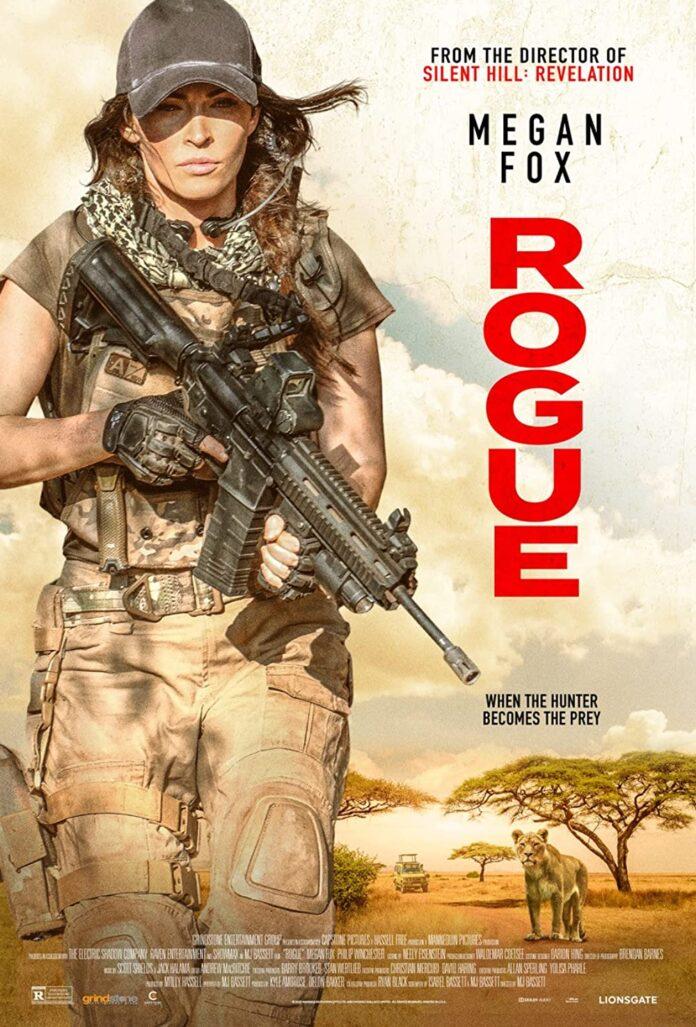 Rogue (2020) 720p Hindi