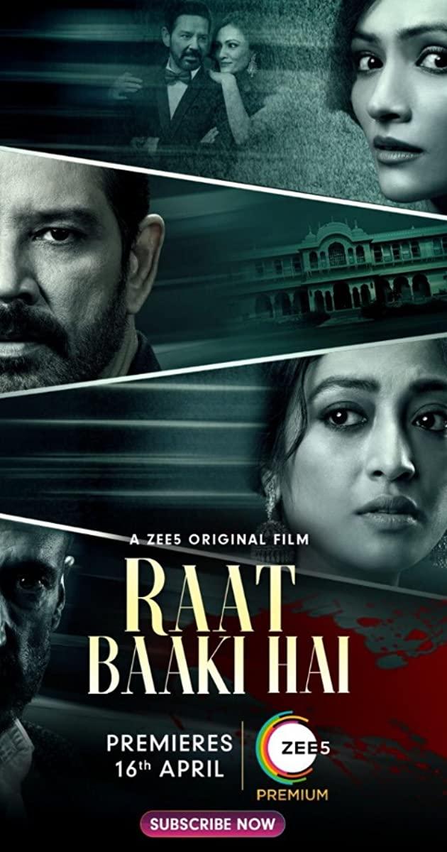 Raat Baaki Hai (2021) 720p Hindi