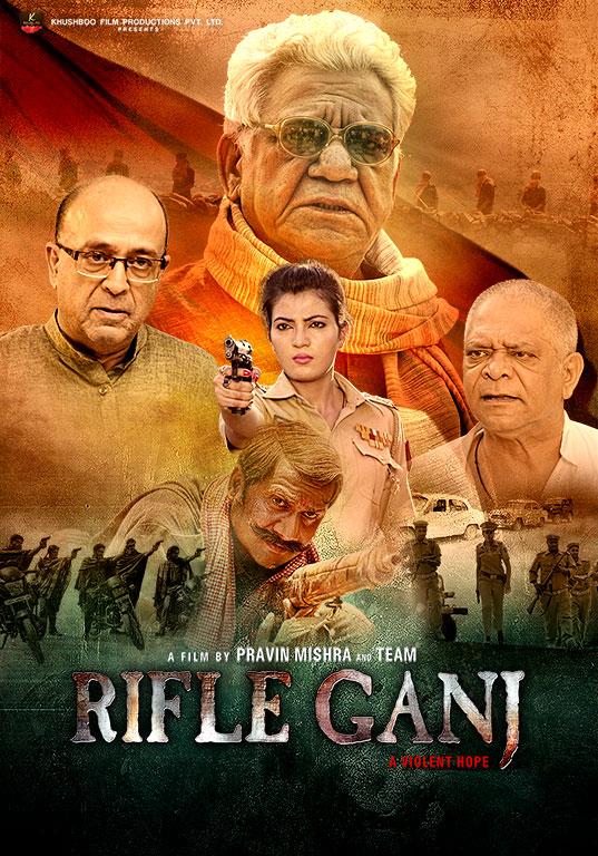 Rifle Ganj (2021) 720p Hindi