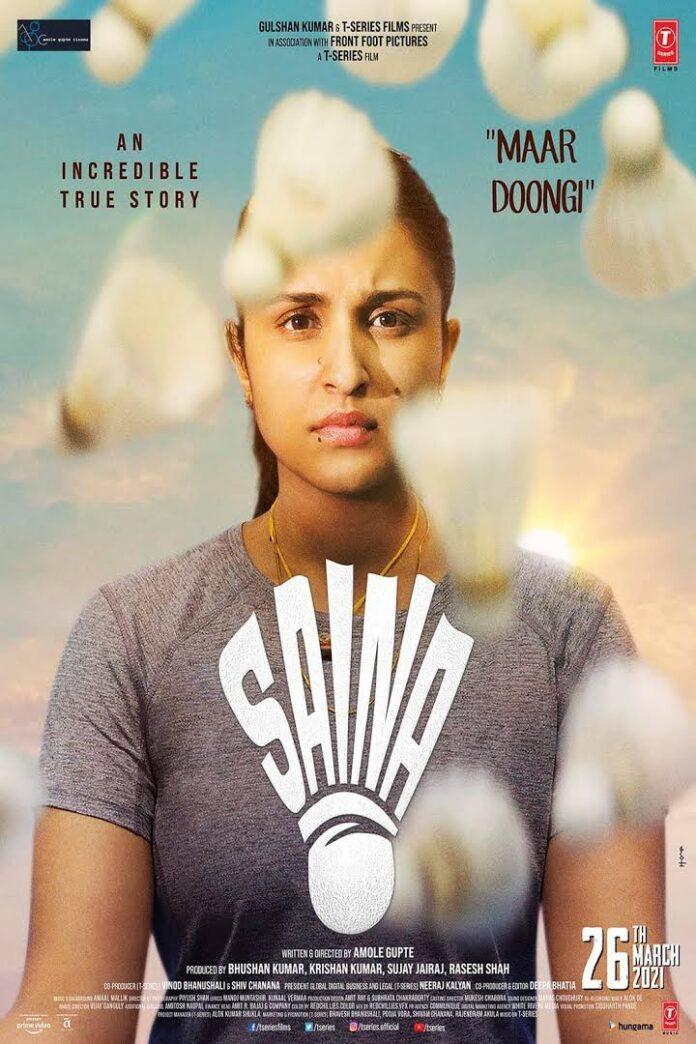 Saina (2021) 720p Hindi